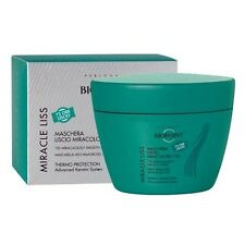BIOPOINT MIRACLE LISS MASCHERA LISCIO MIRACOLOSO 72H 200ML THERMO PROTECTION