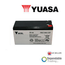 Yuasa Y7-12 Sealed Lead Acid Battery