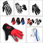 2016 Winter Adult Mesh Full Finger Gel Road Mountain Bicycle Cycling Bike Gloves