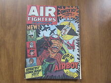 AIR FIGHTERS COMICS #2 NOVEMBER 1942 PROWLING SKYWOLF IRON ACE BLACK ANGEL MORE