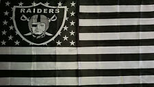 OAKLAND RAIDERS 3X5 FLAG