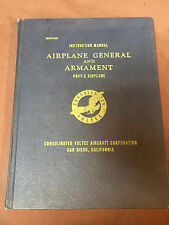 Instructions Manual PB4Y-2 Airplane General and Armament