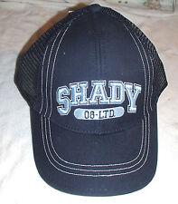 vintage Shady LTD Hat whit #8 (black)