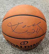 Kobe Bryant Autographed Game Used Basketball - Signed Los Angeles Lakers