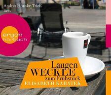 Kabatek, Elisabeth - Laugenweckle zum Frühstück