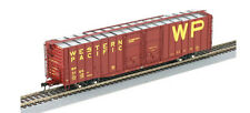 Western Pacific Athearn Genesis HO 60' PS Auto Parts Box Car #3711 ATHG4516