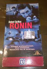 "Videocassetta/VHS "" RONIN "" Elle U"