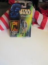 "Star Wars POF Rebel Fleet Trooper 4"" Action Figure Green Collection 1"