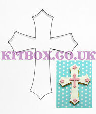 Cross Cutter- For Easter Cookies, Sugarcraft and Cake Decoration