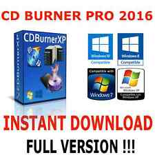 CD / DVD / BlueRay Burning Editing Authoring Software - Roxio Nero Alternative