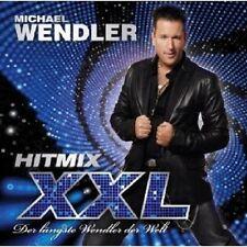 """MICHAEL WENDLER """"HITMIX XXL DER LÄNGSTE..."""" CD NEU"""
