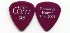 CORRS 2004 Borrowed Heaven Tour Guitar Pick!!! custom concert stage Pick #1