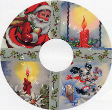 Vintage Christmas Greeting Cards CD V. 8  280 images