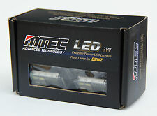 Brand New MTEC Mercedes LED Number Plate Kit - W204 W212 W221 W219