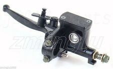 Chinese Gas Scooter Master Cylinder Brake Lever 50~150cc Left Side Lever Moped