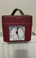 Racing pigeon clock