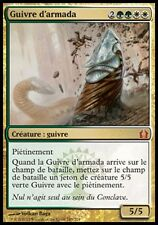 Guivre d'armada - Armada wurm - Magic Mtg -