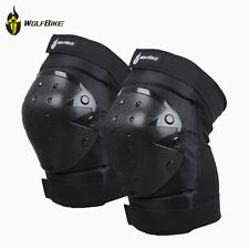 Knee Pads Skating Strength Heavy Duty Hard Sewn Cap DIY Work Knee Protection