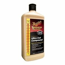 Meguiars Meguiar's Ultra Cut Compound #105 M105 16.9 oz. 500ml Mirror Glaze