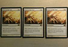 Honor of the Pure x3 MTG NM M11 English Rare