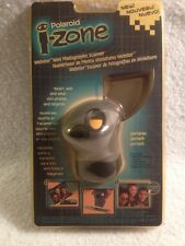 Polaroid i-Zone Webster Handheld Scanner sealed Collectible