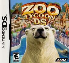 Zoo Tycoon - Nintendo DS Game Complete