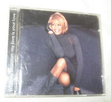My Love Is Your Love by Whitney Houston CD, Nov-1998, Arista / BMG Free Ship USA