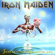 Iron Maiden - Seventh Son Of A Seventh Son 180 gram LP - Sealed - NEW COPY