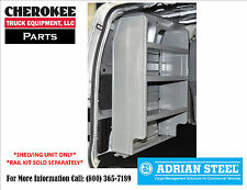 """Adrian Steel AD32FP, ADSeries 32"""" Shelf Module for Chevrolet City Express"""