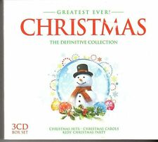 (FD476) Greatest Ever ! Christmas, 60 tracks - 3 CDs - 2010