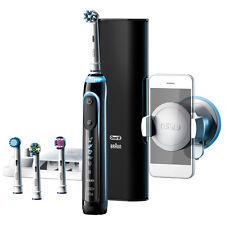 Braun Oral-B Genius 9000s schwarz Elektrische Zahnbürste Bluetooth