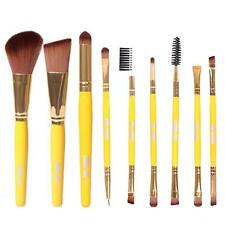 9pcs Makeup Cosmetic Brushes Eyeshadow Eye Shadow Foundation Blending Brush Sets
