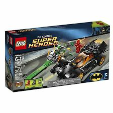 LEGO Superheroes 76012 Batman: The Riddler Chase  - LegoOriginals