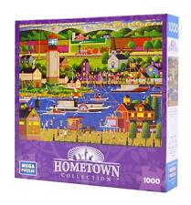 HOMETOWN COLLECTION JIGSAW PUZZLE BOAT PARADE HERONIM 1000 PCS SUMMER 2015
