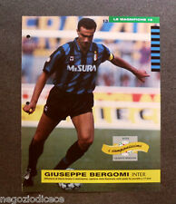 [GCG] BB39 - Clipping-Ritaglio - 1990 - BERGOMI - INTER