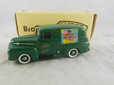 Brooklin Models BRK42X 1952 Ford F1 Panel Delivery Van C.T.C.S 1992 Canada Dry
