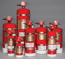 Fireboy CG20025227 Automatic Discharge Fire Extinguisher System 25 cubic feet