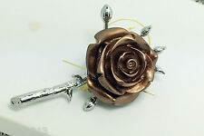 Game of Thrones Tyrell Golden Rose brooch A Song of Ice and Fire