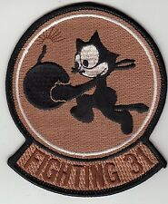 VFA-31 TOMCATTERS DESERT COMMAND CHEST PATCH
