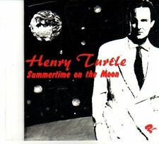 (DR268) Henry Turtle, Summertime On The Moon - 2013 CD