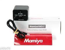 Mamiya 645 AF / AFD / AFD II / AFD III / DF / Phase One  EXTERNAL BATTERY CASE