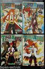 JAPAN manga: TALES OF THE ABYSS Comic Anthology EX vol.1~4 complete set