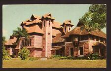 Napier Museum Postcard--Kerala, India