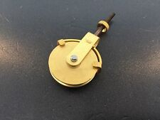 Inner Case Pulley for Waterbury Weight Driven Clocks