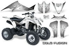 SUZUKI LTZ 400 KAWASAKI KFX 400 03-08 GRAPHICS KIT CREATORX DECALS CFW