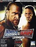 WWE SmackDown vs. Raw 2009 Signature Series Guide (Bradygames Signatur-ExLibrary