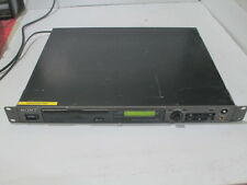 Sony Pro Compact Disc Player CDP-D11 1U Rack Mount Radio Brodcast Quality