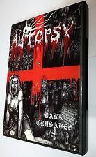 Autopsy -  Dark Crusades - DVD Musica Rock Metal - edizione 2 Dischi