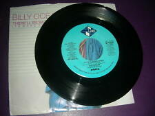 """Pop 45 Billy Ocean """"There'll Be Sad Songs/ If I Should Lose You"""" Jive 1986 NM"""