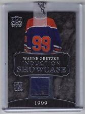 2015-16 ITG Enshrined Wayne Gretzky Induction Showcase Glove SP (16/30)